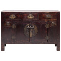 19th Century Chinese Tianjin Sideboard