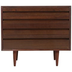 1960s Poul Cadovius Mahogany Sideboard, Cado Denmark, Chest of Drawers, Cabinet