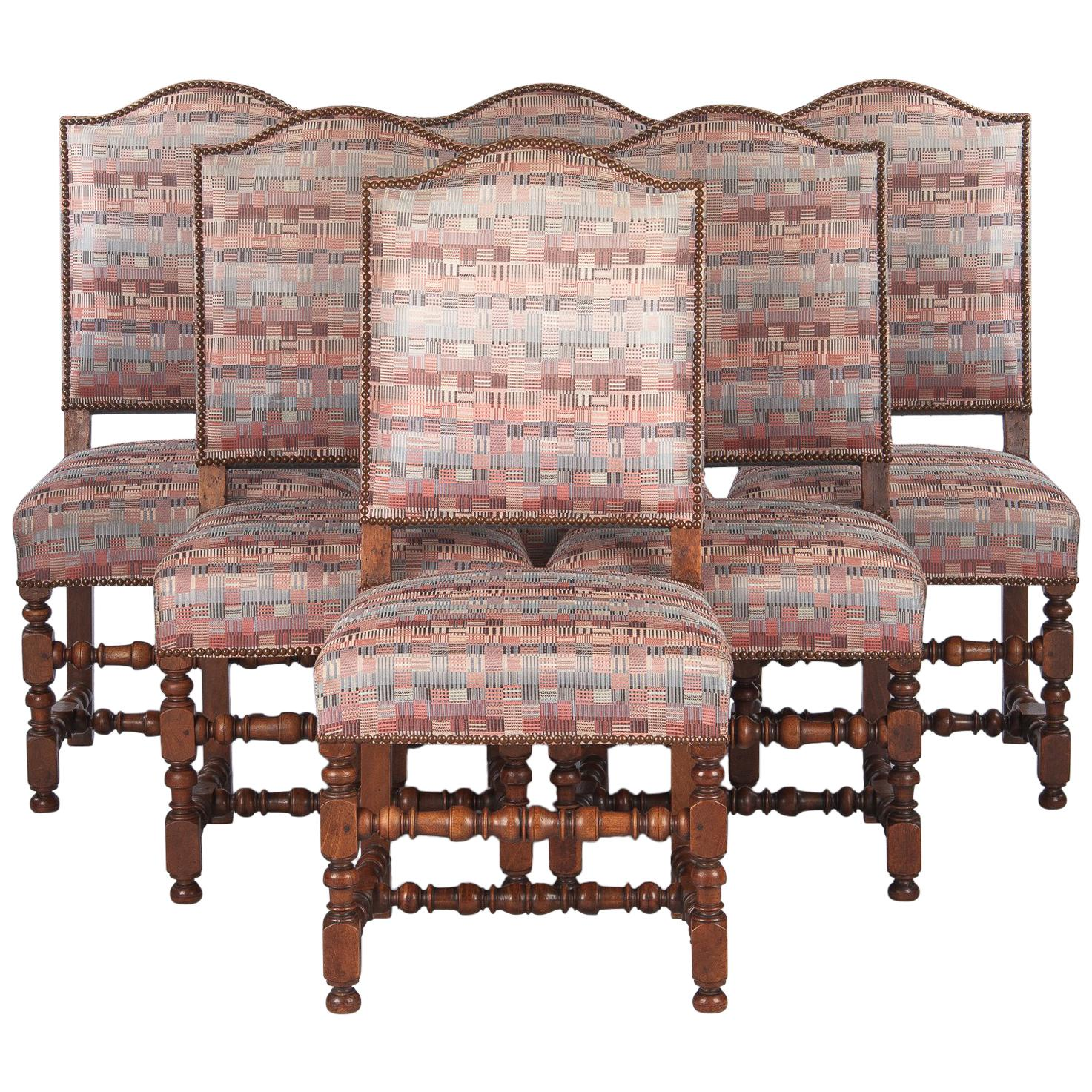 Nailhead Trim Chairs   65 For Sale On 1stdibs