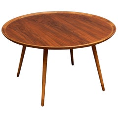 William Watting Round Danish Coffee Table