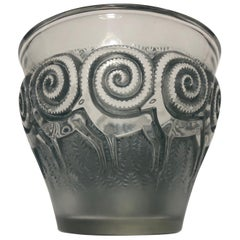 "Rene Lalique Vase ""Rennes"""