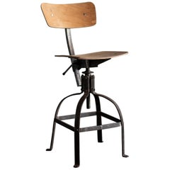 Bienaise Industrial Chair No.204