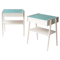Couple of Night Tables, Germany, 1960