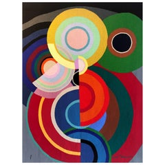 Sonia Delaunay, Automne Tapestry