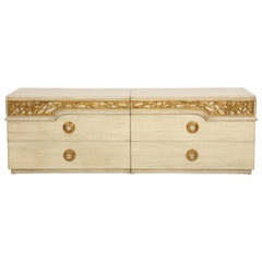 Large Bamboo Dresser by James Mont