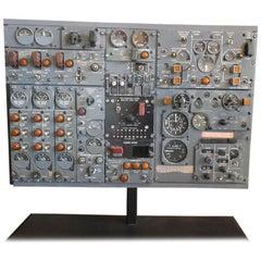 Decorative Aviation B727 Flight Engineer Cockpit Panel
