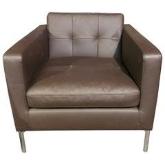 Leather Lloyd Armchair