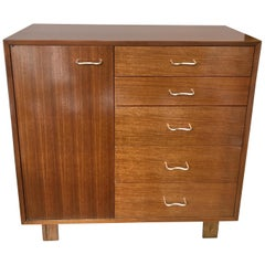 Herman Miller George Nelson Designed Dresser Chest of Drawers Basic Series, 1952