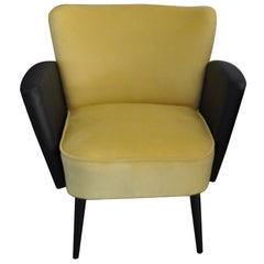 1950s Cocktail Chairs, Pair