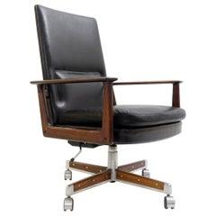 Office Chair by Arne Vodder for Sibast, Denmark 1950s