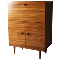 1970s Mid Century English Drinks Cabinet/Sideboard by Avalon