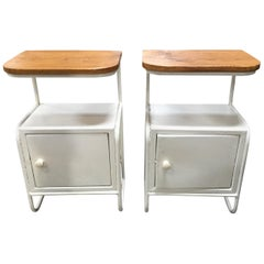 Vintage European Side Tables