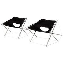 Jacque Henri Varichon Fauteuil Galaxy Zig-Zag Lounge Chair 1969 Steel Wire