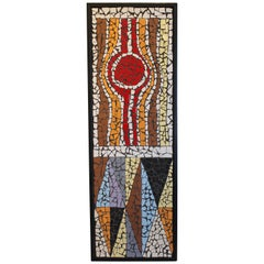 Mosaic Panel in Style of Evelyn Ackerman