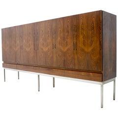 Rosewood Sideboard by Dieter Waeckerlin for Behr, 1958
