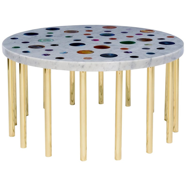 """""""Cosmos"""" Coffee Table by Studio Superego, Italy For Sale"""