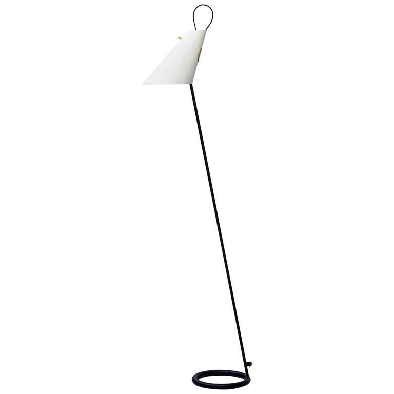 """Floor Lamp """"G 70 / L"""" by Hans Agne Jakobsson, Sweden, 1960s"""