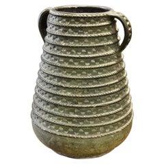 Large Bronze French Vase