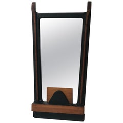 Mirror Made from Wooden Pattern Model for Metal Machine Part