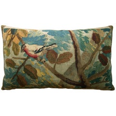 Brussels Baroque a Tapestry Pillow, circa 17th Century 1710p :  Y & B Bolour