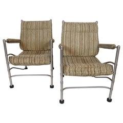 Pair of Lounge Chairs Warren McArthur Style No. 1014 AUR, circa 1935