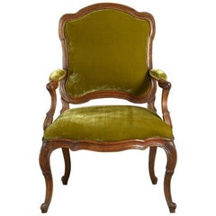 Pair of Turinese Armchairs