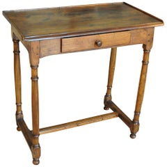 French Mid-19th Century French Side Table