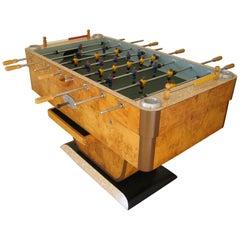Slot Machine Brand Sporlux, Geneva, Burl Wood Veneer M Original Jerseys FCB YB
