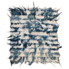 Trousseau Handwoven Felted Wool Rug