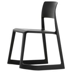 Vitra Tip Ton Chair in Basic Dark Shades by Edward Barber & Jay Osgerby