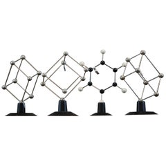20th Century Atom Models