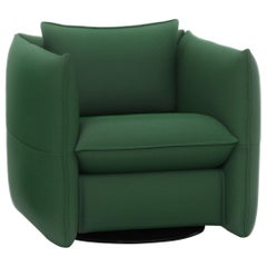 Vitra Mariposa Club Armchair in Emerald/Ivy by Edward Barber & Jay Osgerby