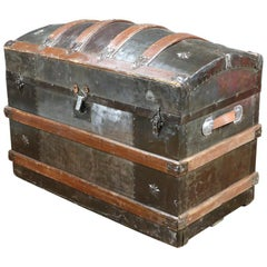American Dome Top Trunk