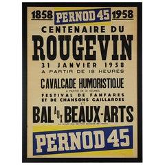 Original French Advertising Poster