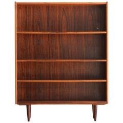 Danish Mid-Century Modern Rosewood Bookshelf