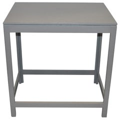 1930s Art Deco Gray Table