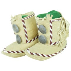 Apache Youth Moccasins