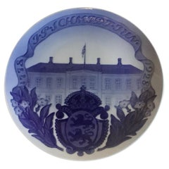 Royal Copenhagen Commemorative Plate from 1928 RC-CM252