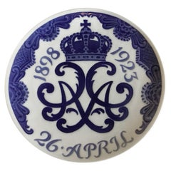 Royal Copenhagen Commemorative Plate from 1932 RC-CM271