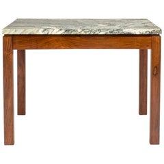 Mid-Century Modern Danish Marble Table