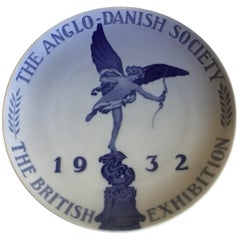 Royal Copenhagen Commemorative Plate from 1932 RC-CM270