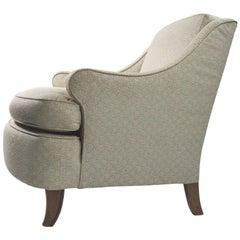 Mid Century Lounge Club Chair after Robsjohn-Gibbings