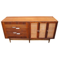 Walnut Sideboard by American of Martinsville