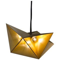 """Desdobramento"" Lamp, 5 Modules"