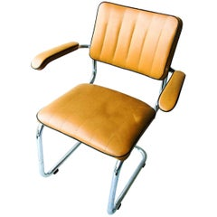 Rare Gispen Desk Chair, 1960s