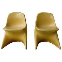Casala Children Chairs, Set of Two, 1970s