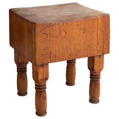 Butcher Block, circa 1930