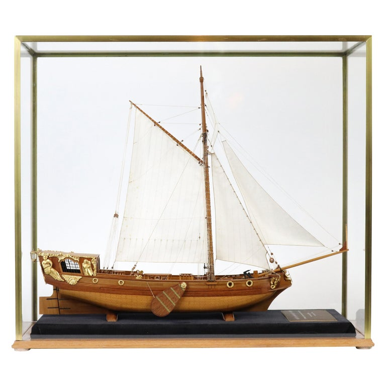Dutch Admiralty Yacht