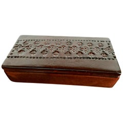 Bitossi Ceramic Brown Box