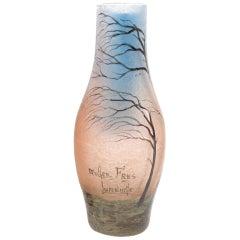 Muller Fres Bud Vase